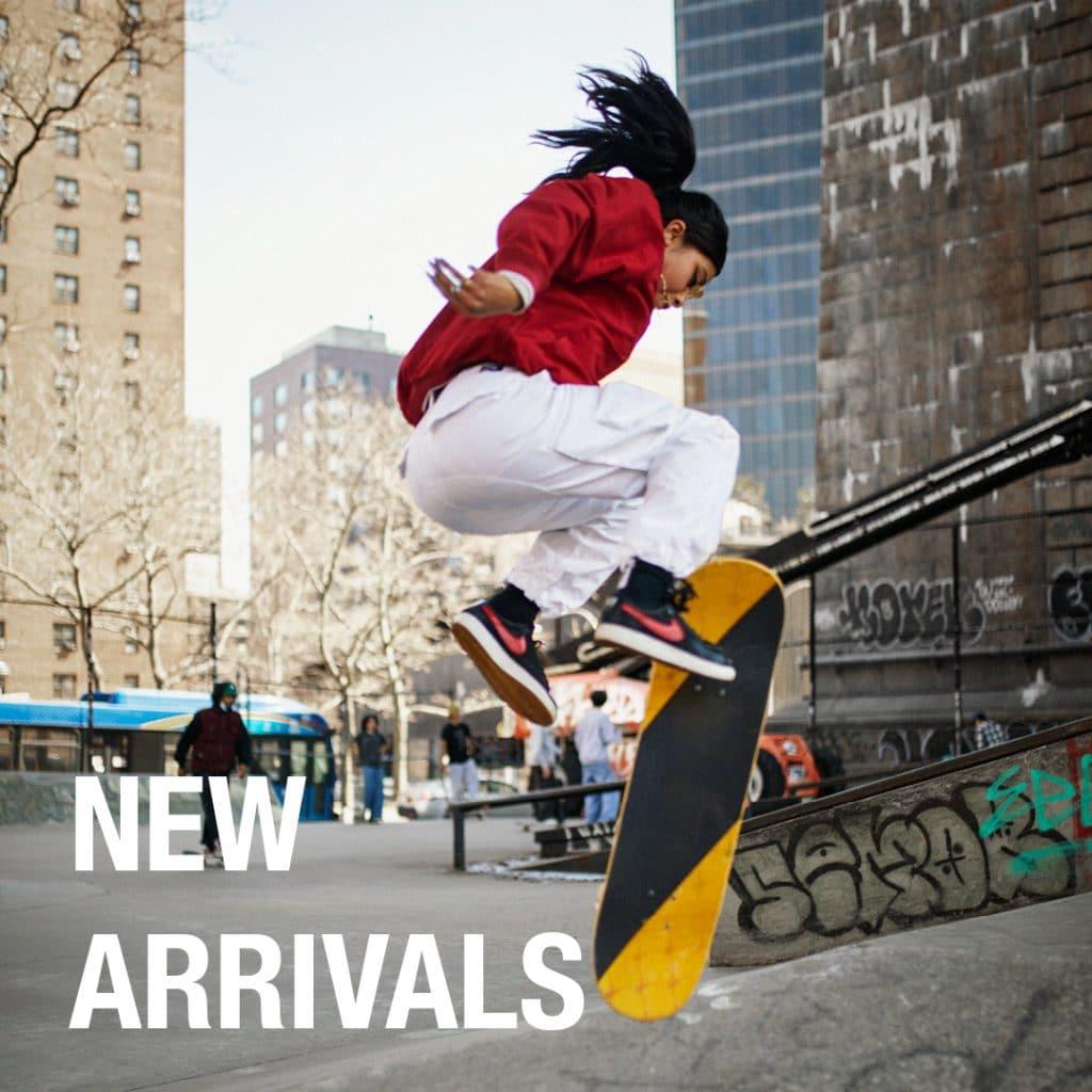 New Aririvals
